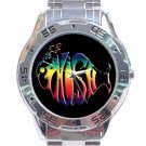 Phish Stainless Steel Analogue Watch