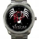 Marvel Comics Venom 2018 Movie Unisex Sport Metal Watch