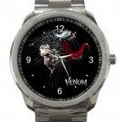Marvel Comics Venom Tom Hardy Movie Unisex Sport Metal Watch
