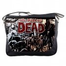 The Walking Dead TV Series Unisex School Messenger Bag Shoulder Notebook Travel Bags