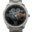 BMW E39 Steering Wheel Unisex Sport Metal Watch