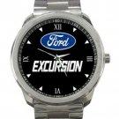 Ford Excursion Logo Unisex Sport Metal Watch
