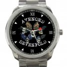 Avenged Sevenfold Logo Unisex Sport Metal Watch