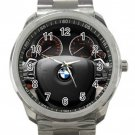 2013 BMW 640i Gran Coupe Individual Steering Wheel Unisex Sport Metal Watch