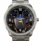 2013 Chevrolet Malibu Eco Steering Wheel Unisex Sport Metal Watch