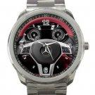 2013 Mercedes Benz SL Steering Wheel Unisex Sport Metal Watch