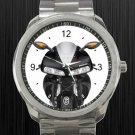 2008 Buell 1125R Front Motorcycle Unisex Sport Metal Watch