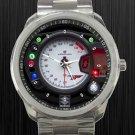 2009 suzuki GSX650F Speedometer Motorcycle Unisex Sport Metal Watch