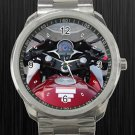 2011 Honda CBR250R Cockpit Motorcycle Unisex Sport Metal Watch