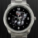 2012 Kawasaki Ninja 1000 ABS Engine Unisex Sport Metal Watch