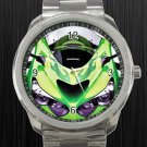 2012 Kawasaki ZX 14R Front Motorcycle Unisex Sport Metal Watch