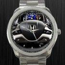2008 Honda Civic Hybrid Sedan Unisex Sport Metal Watch