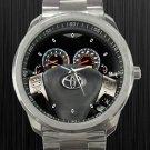 2010 Toyota Corolla Sedan Steering Wheel Unisex Sport Metal Watch