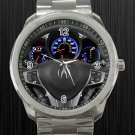 2011 Acura RDX Awd 4 Door Power Steering Wheel Unisex Sport Metal Watch