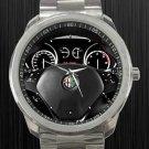 2011 Alfa Rromeo Giulietta Steering Wheel Unisex Sport Metal Watch