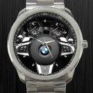 2011 BMW Z4 Convertible Roadster Steering Wheel Unisex Sport Metal Watch