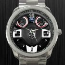 2011 Dodge Durango Steering Wheel Unisex Sport Metal Watch