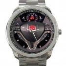 2011 Honda Civic Type R Steering Wheel Unisex Sport Metal Watch