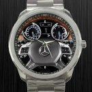 2012 Mercedes Benz ML Class Steering Wheel Unisex Sport Metal Watch