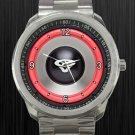 New Cerwin Vega Subwoofer Unisex Sport Metal Watch