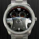 Toyota Corolla Altis Steering Wheel Unisex Sport Metal Watch