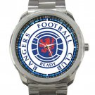Glasgow Rangers Club Unisex Sport Metal Watch