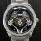 2015 Lotus Elise Power Steering Wheel Unisex Sport Metal Watch