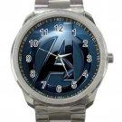 Avengers Shield Logo Unisex Sport Metal Watch