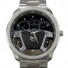 2014 Cadillac Escalade Steering Wheel Unisex Sport Metal Watch