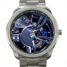BMW Coupe & Tire Unisex Sport Metal Watch