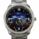 2018 Mercedes Benze Steering Wheel Unisex Sport Metal Watch