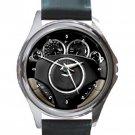 2012 Aston Martin Rapide Unisex Round Silver Metal Watch