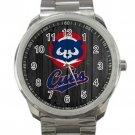 Chicago Cubs MLB Baseball Team Unisex Sport Metal Watch