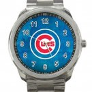 Chicago Cubs MLB Baseball Team Logo 1 Unisex Sport Metal Watch