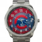 Chicago Cubs MLB Baseball Team Logo 4 Unisex Sport Metal Watch