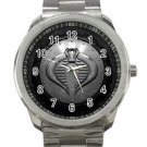 GI Joe Retaliation Cobra Logo Unisex Sport Metal Watch