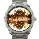 Game Of Thrones Unisex Sport Metal Watch