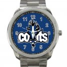 Indianapolis Colts NFL Football Team Unisex Sport Metal Watch