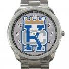 Kansas City Royals MLB Baseball Team Logo Unisex Sport Metal Watch