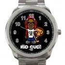 Kid Cudi Bathing Ape Baby Milo Unisex Sport Metal Watch