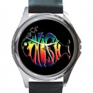 Phish Unisex Round Silver Metal Watch
