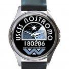 USCSS Nostromo Unisex Round Silver Metal Watch