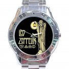 Led Zeppelin IV Symbols - Hermit Stainless Steel Analogue Watch