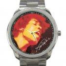Jimi Hendrix - Electric Ladyland Unisex Sport Metal Watch