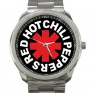 Red Hot Chili Peppers Watch Unisex Sport Metal Watch