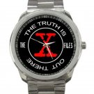 The Truth Is Out There - The X-Files:  Unisex Sport Metal Watch