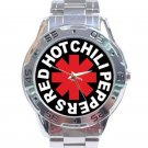 Red Hot Chili Peppers - RHCP Stainless Steel Analogue Watch