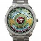Grateful Dead - American Beauty Sport Metal Watch Unisex Sport Metal Watch