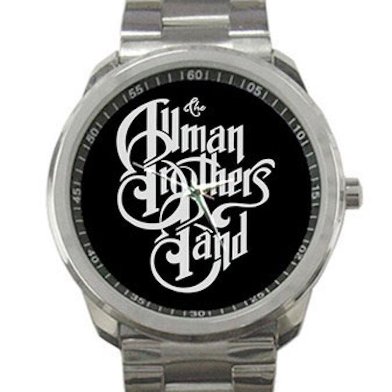 Allman Brothers Band Sport Metal Watch Unisex Sport Metal Watch