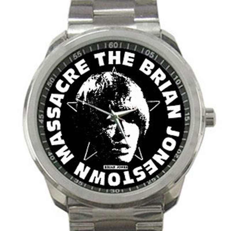 Brian Jonestown Massacre Unisex Sport Metal Watch